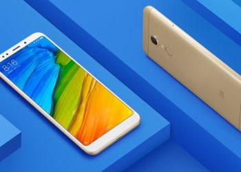 Xiaomi Redmi 5 Plus 64 ГБ