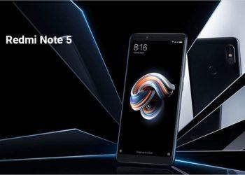 Смартфон Xiaomi Redmi Note 5 32 ГБ